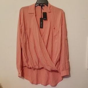 Shinestar blouse